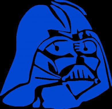 Принт Подушка Darth Vader - FatLine