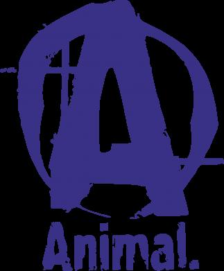 Принт Женская толстовка Animal - FatLine