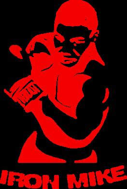 Принт Сумка Iron Mike - FatLine