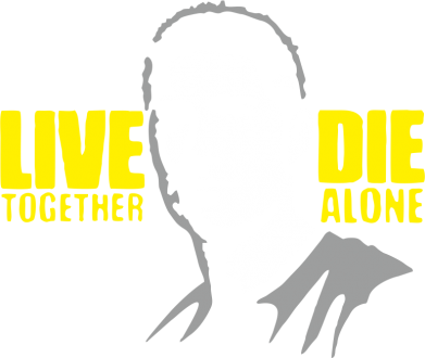 ����� �������� � ������� ������� Live together, die alone (Lost) - FatLine