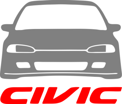 ����� ������� ����� Honda Civic - FatLine