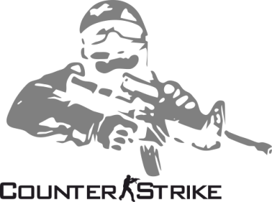 Принт Сумка Counter Strike Player - FatLine