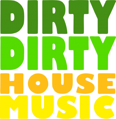 Принт Толстовка DIRTY DIRTY HOUSE MUSIC - FatLine