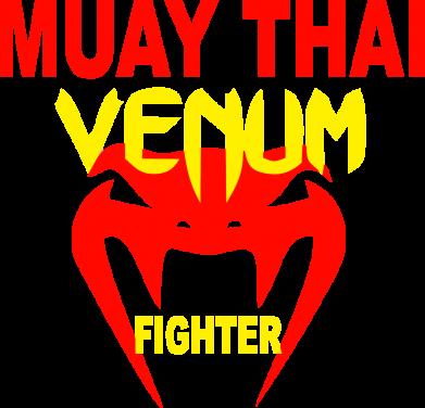 Принт кепка Muay Thai Venum Fighter - FatLine