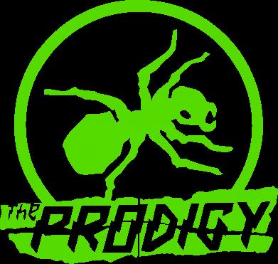 Принт Кружка 320ml The Prodigy муравей - FatLine