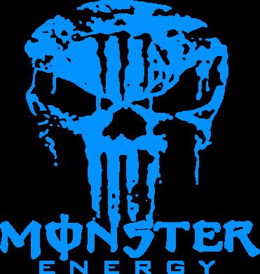 Принт Мужские трусы Monster Energy Череп - FatLine