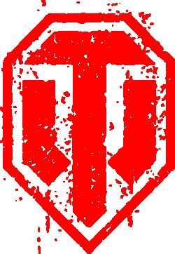 ����� ������ ��� ���� WOT Logo - FatLine