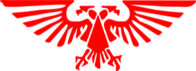 Принт Сумка Imprerium Warhammer 40000 - FatLine