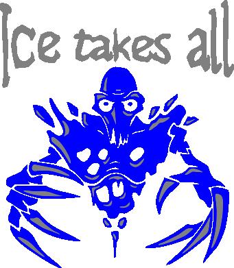 ����� ������ ��� ���� Ice takes all Dota - FatLine