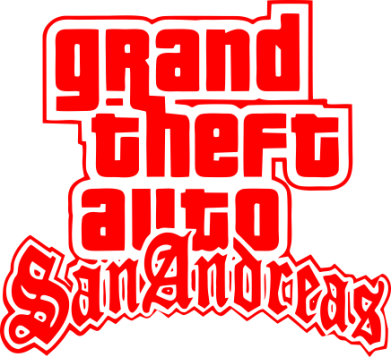 Принт Коврик для мыши GTA San Andreas - FatLine