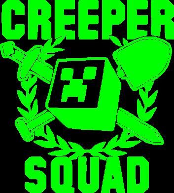 ����� ������� �������� Creeper Squad - FatLine