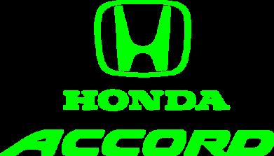 Принт Мужская майка Honda Accord - FatLine