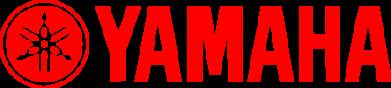 Принт Женская футболка Yamaha Logo - FatLine