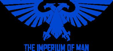 Принт Подушка Imperium of Man - Warhammer 40K - FatLine