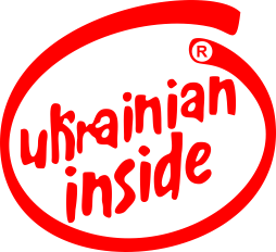 Принт Кружка 320ml Ukrainian inside - FatLine