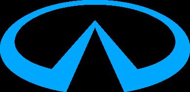 Принт Infiniti logo - FatLine