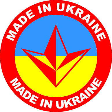 Принт Детская футболка Made in Ukraine - FatLine