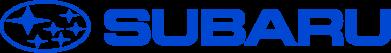 Принт Наклейка Subaru logo - FatLine