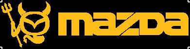 Принт Мужские шорты Mazda - FatLine