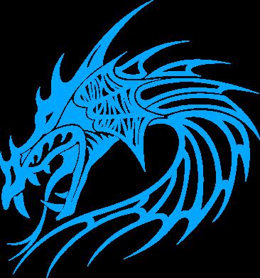 Принт Сумка Dragon - FatLine