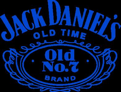 Принт Женская майка Jack Daniel's Old Time - FatLine