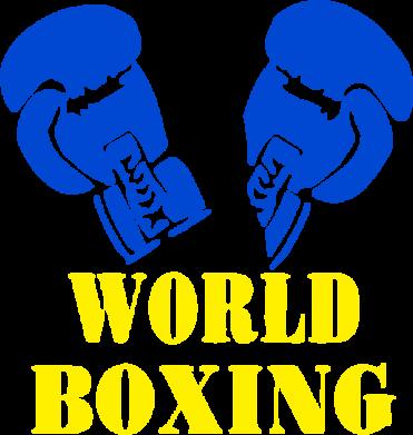 Принт Штаны World Boxing - FatLine