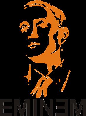 Принт Кружка 320ml Eminem Logo - FatLine
