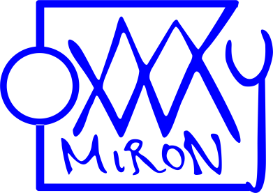 Принт Коврик для мыши OXXXY Miron - FatLine