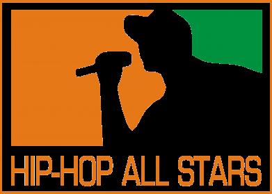 Принт Футболка Поло Hip-hop all stars - FatLine