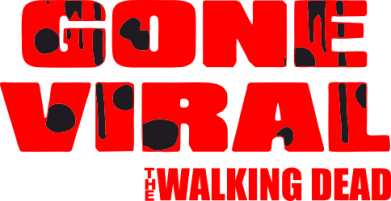 Принт Подушка Gone viral (Walking dead) - FatLine