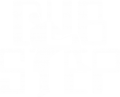 Принт Футболка Поло DubStep Logo - FatLine