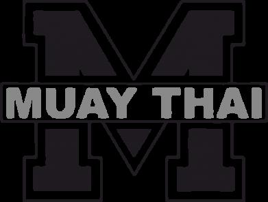 Принт Сумка Muay Thai Big M - FatLine