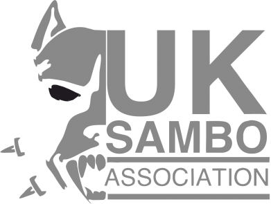 Принт Подушка UK Sambo Association - FatLine