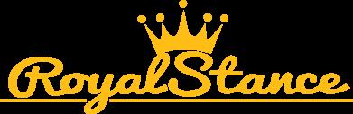 Принт Женская футболка Royal Stance - FatLine