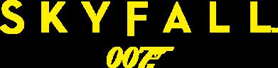 Принт Футболка Skyfall 007 - FatLine