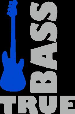 Принт Сумка Bass True - FatLine
