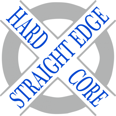 ����� ������� ����� Hardcore Straight EDGE - FatLine