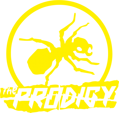 Принт Толстовка The Prodigy муравей - FatLine