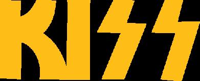 Принт Женская толстовка Kiss Logo - FatLine