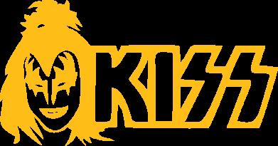 Принт Детская футболка Kiss Album - FatLine