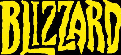 Принт Футболка Поло Blizzard Logo - FatLine