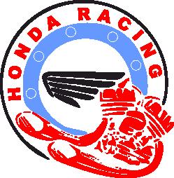 Принт Сумка Honda Racing - FatLine