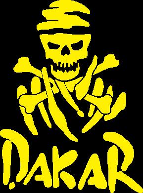 Принт Мужские трусы DAKAR LOGO - FatLine