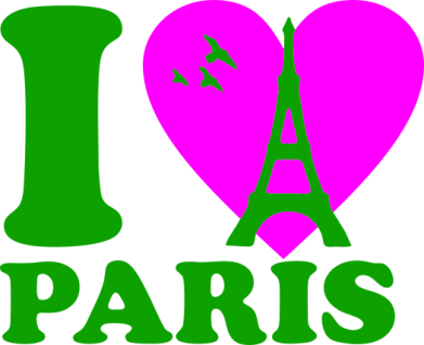 ����� ����� I love Paris - FatLine