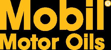 Принт Женская футболка поло Mobil Motor Oils - FatLine
