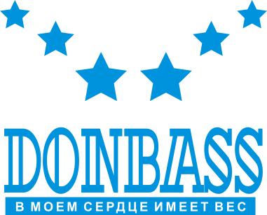 Принт Подушка Donbass - FatLine