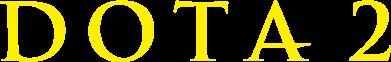Принт Мужская футболка  с V-образным вырезом Дота 2 - FatLine