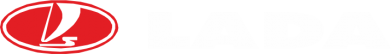 Принт Женская футболка с V-образным вырезом Lada - FatLine