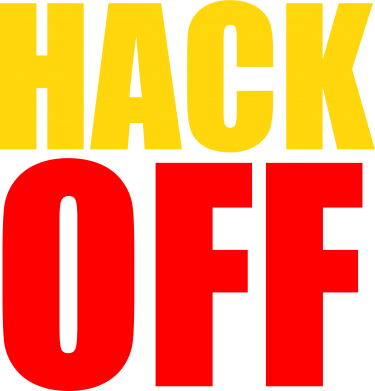Принт Реглан HACK OFF - FatLine