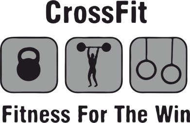 ����� ������ ��� ���� Crossfit Fitness For The Win - FatLine